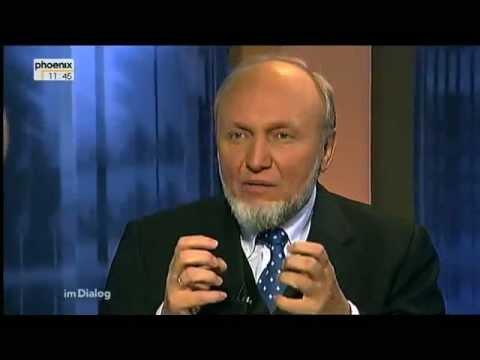 Im Dialog Hans-Werner Sinn 15.12.2012 Phoenix
