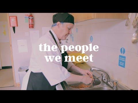 Foodcloud - The People We Meet
