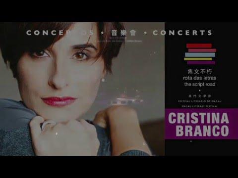 The Script Road 2016 - Cristina Branco full concert