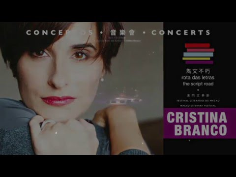 The Script Road 2016 - Cristina Branco full concert
