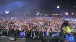MAJOR LAZER - ZOMB DE FLOOR - LIVE HARD DAY OF THE DEAD - 11.3.2012