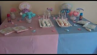 Gender Reveal Party Planning Haul
