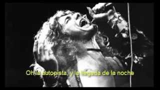 Robert Plant - Big Log (Subtitulado-Español)