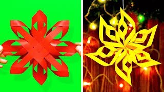 20 SIMPLE PAPER NEW YEAR DECOR IDEAS