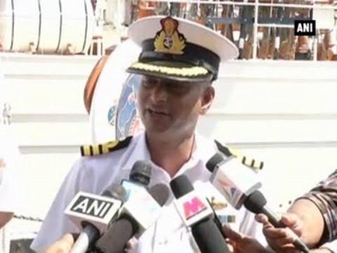 INS Tarangini returns to Kochi after tall ship races with Oman Navy