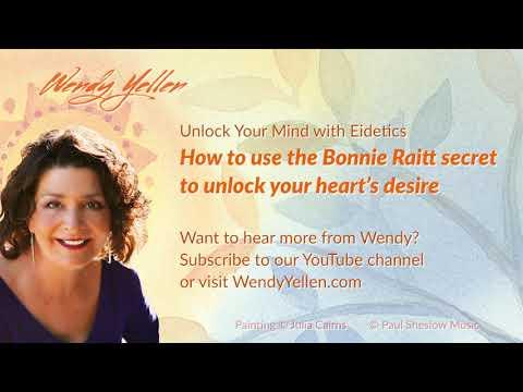 Episode 2: How to use the Bonnie Raitt secret to unlock your