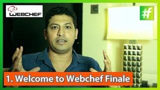 #fame food - WebChef Finalist Sandeep Sreedharan at ITC Grand Chola hotel in Chennai