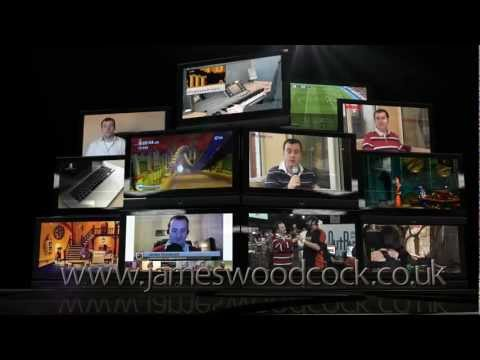 James Woodcock - Gaming & Technology Blog Trailer