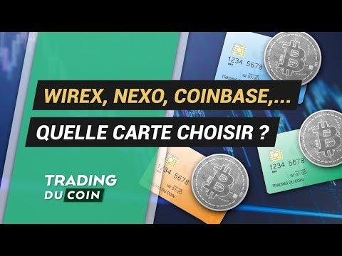 Wirex Karte.Wirex Revolut Nexo Coinbase Quelle Carte Choisir
