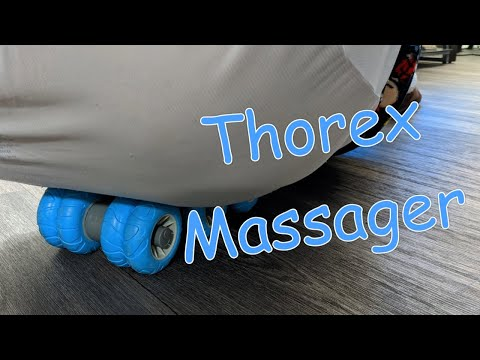 Thorex Back Massager Back Rac Back Pain Relief Accupress Massager