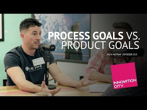Zach Hatraf - Founder at Anchor Charter Services - Innovation City Podcast Powered by Venture Cafe