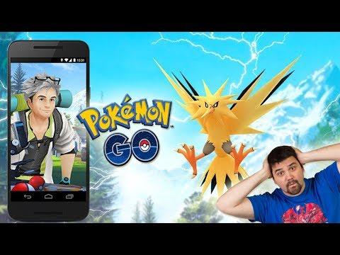 ¡VUELVE ZAPDOS! NUEVAS INVESTIGACIONES de CAMPO y RECOMPENSA en Pokémon GO! [Keibron]