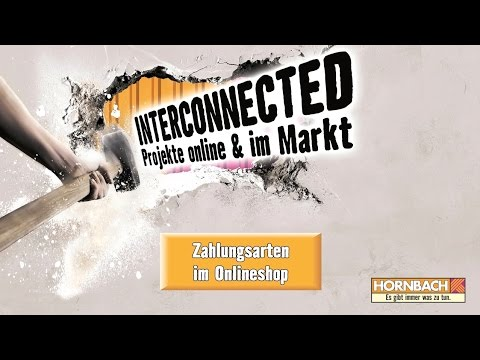 hornbach sterreich zahlungsarten im onlineshop youtube. Black Bedroom Furniture Sets. Home Design Ideas