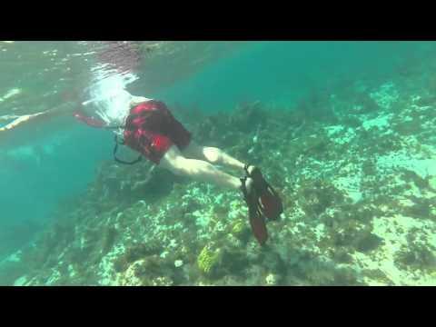Snorkeling in Grand Turk - 01Apr2016