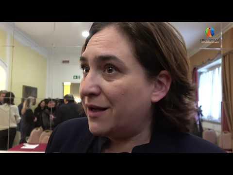 Pressenza - Intervista a Ada Colau