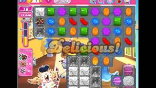 Candy Crush Saga Level  1574 (3* No Booster)