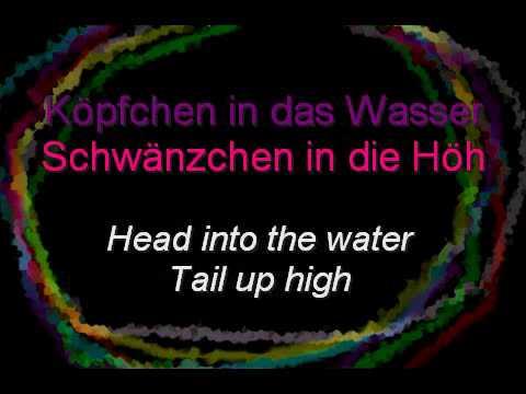 Alle meine Entchen - WBTBWB // Translation + Lyrics