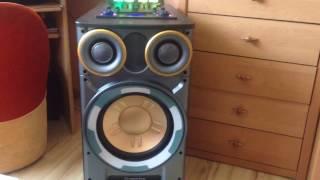 Głośnik MANTA karaoke 2