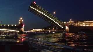 Ночная прогулка по рекам и каналам Санкт-Петербурга 3(via YouTube Capture., 2013-07-03T09:37:08.000Z)