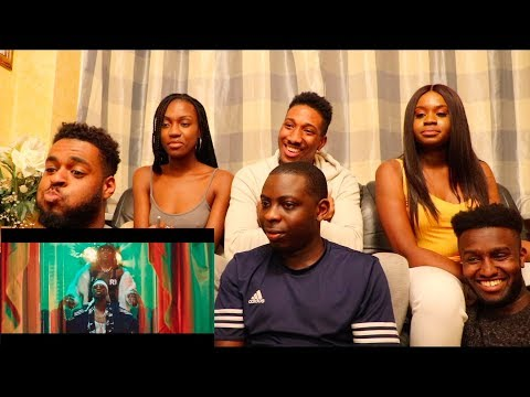 DADJU - Bob Marley ( REACTION VIDEO ) || @Dadju @Ubunifuspace