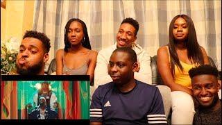 DADJU - Bob Marley ( REACTION VIDEO )    @Dadju @Ubunifuspace