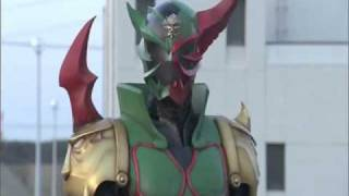 Kamen Rider Diend Complete Form and Final Attack Ride thumbnail