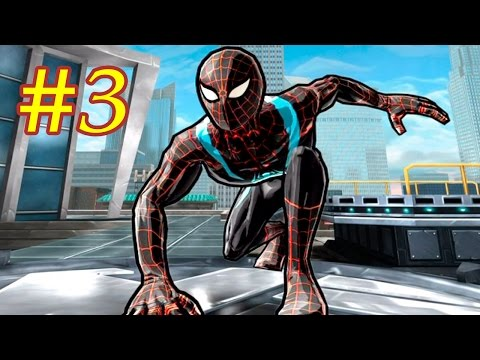 Hodgepodgedude играет Spider-man Unlimited #1 (2 сезон)