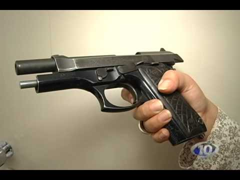 avi pistola 765 É dispensada em maringa youtube