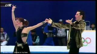 [HD] Chait & Sakhnovski - 1998 Nagano Olympics - OD