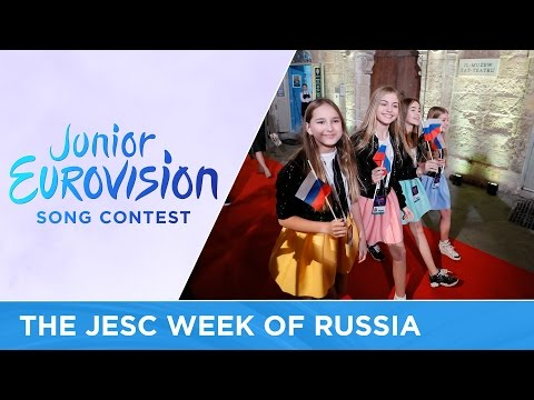 The Junior Eurovision week of: The Water Of Life Project from Russia