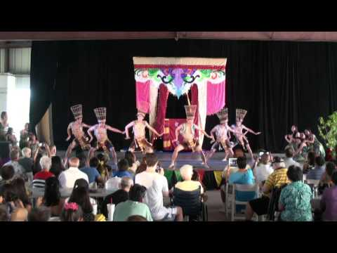 LEYTE DANCE THEATER USA TOUR - 1