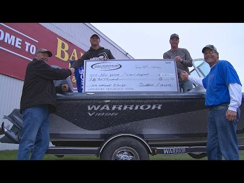 Larry Smith Outdoors - AIM Weekend Walleye Series Championship