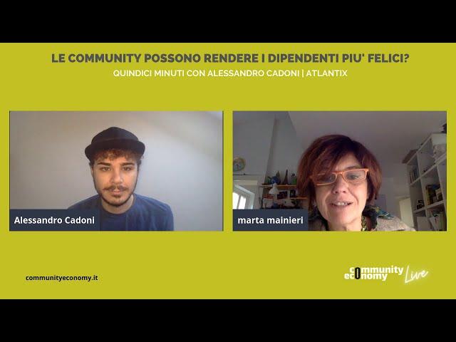 Ep.2 | Alessandro Cadoni | Founder Atlantix