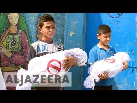 UN Chief Guterres Calls For End To Israel's Gaza Blockade