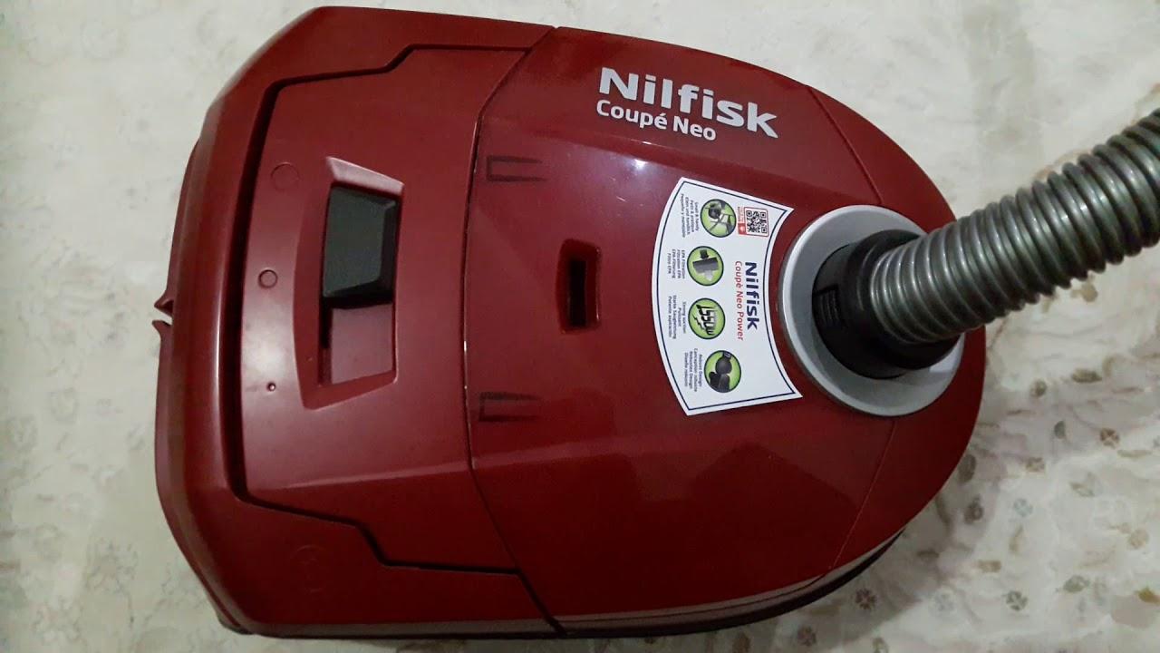 Nye Nilfisk coupe neo HATASI 500 TL VER çürük çıksın!!! - YouTube PP-37