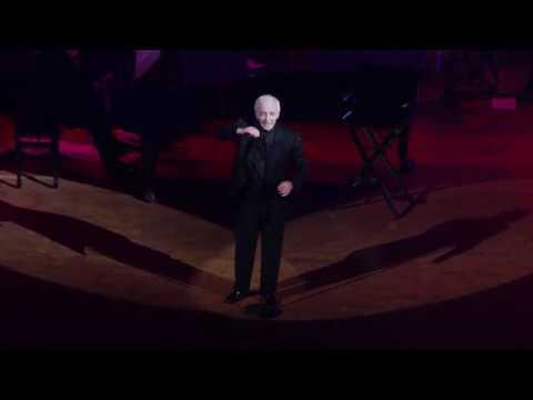 Charles Aznavour(LIVE) - Les deux guitars + La Boheme + Mon Emouvant Amour (Yerevan 12 May 2014)