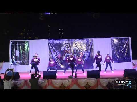 Rubix Crew   Abhinandan 2k18   Dancing Night   Convex   SVNIT