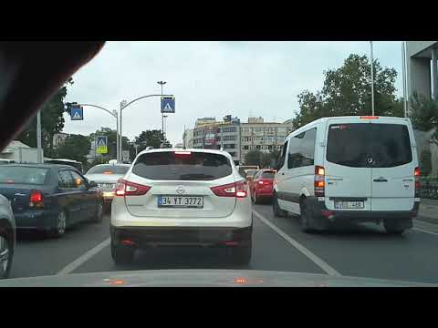 Istanbul driving  -  20170929 121415