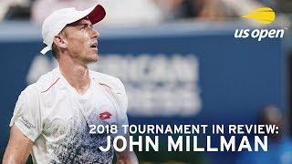 2018 US Open In Review: John Millman