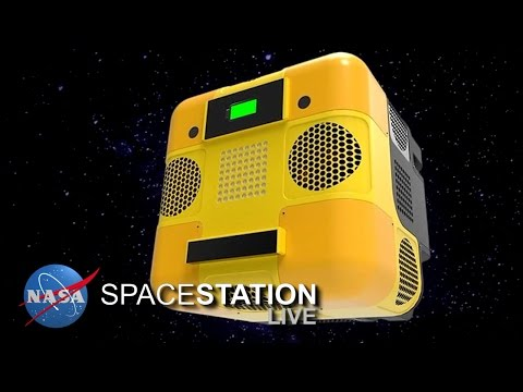 Space Station Live: Getting the Buzz on Astrobee
