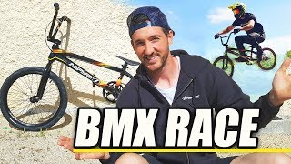 I 'VE RECEIVED MY NEW BMX ! (Unboxing and Ride)