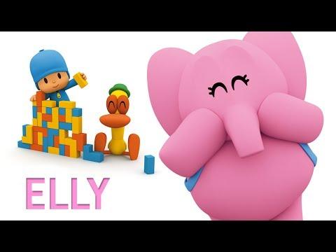 El Pack De ELLY | 60 Minutos Con Nuestra Amiga Elly Y Pocoyó