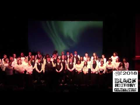 School of the Arts Observance of Black History Month 2018 - Rochester City school District