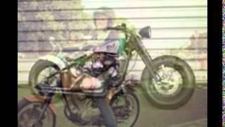 Motor Honda CB Jap Style Modif Terbaru