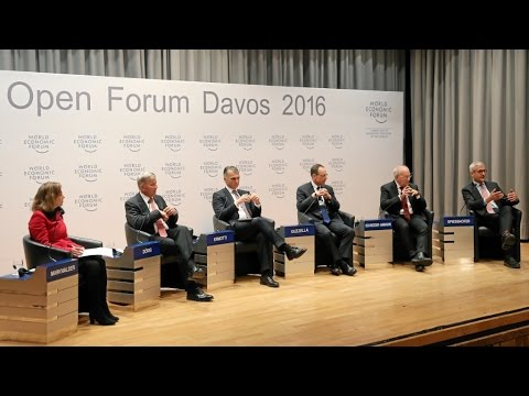 Davos 2016 - Is the Swiss Model under Threat?