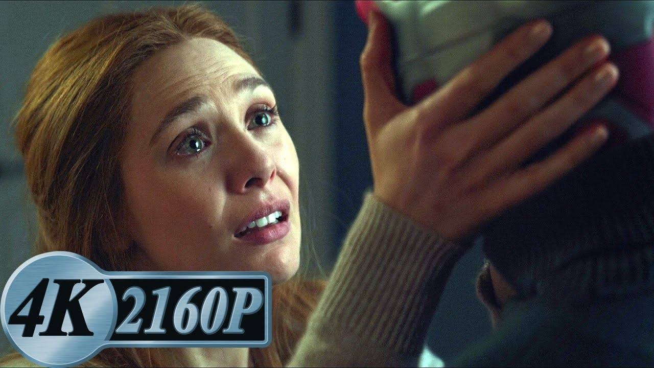 Wanda Maximoff Ends the Hex and Leaves Westview Final Scene [Plus Post-Credits] | WandaVision