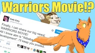 Warrior Cats Movie Announced! - Why You Should Be Excited!