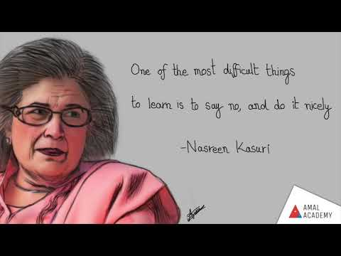Interview with Mrs. Nasreen Kasuri - Beaconhouse, Founder/Chairperson - Building Pakistan
