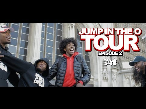 Jump In The O Tour (OverBrook High School) Episode 2