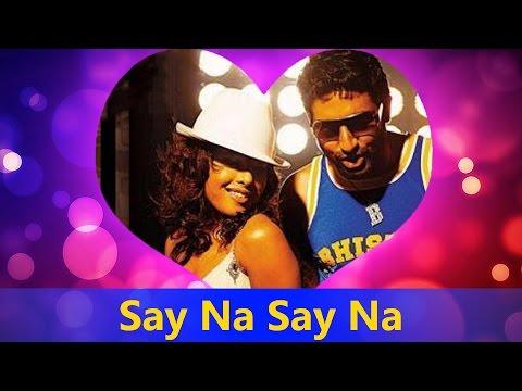 Say Na Say Na - Abhishek Bachchan, Priyanka Chopra || Bluff Master - Valentine's Day Song